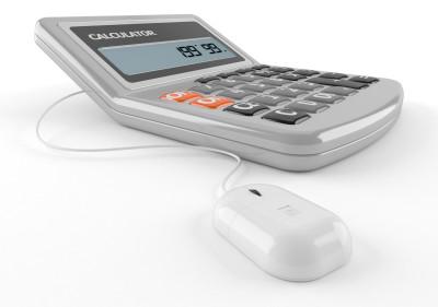מחשבון מחובר לכבל USB. העתיד כבר כאן, תוכנה להנהלת חשבונות באינטרנט